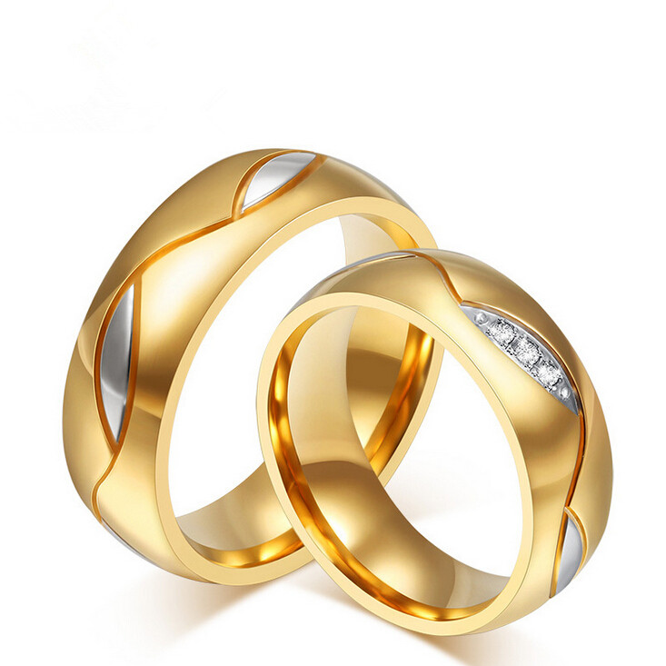 Couple Wedding Ring Designs
