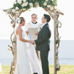 Wooden Arbor For Wedding