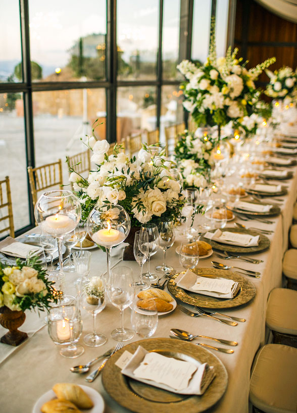 White Gold And Green Wedding Theme Gallery Decoration Ideas