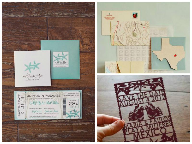 Destination wedding invitations diy destination wedding invitations junglespirit Gallery
