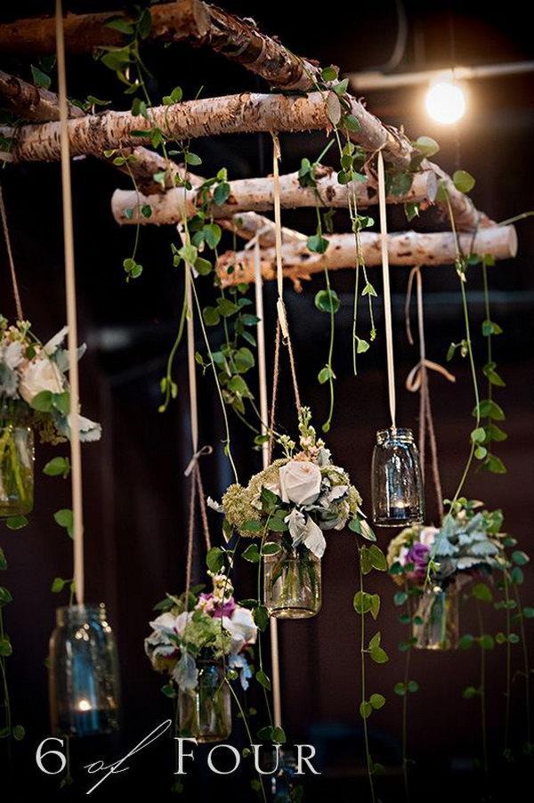 Twigs Wedding Decorations