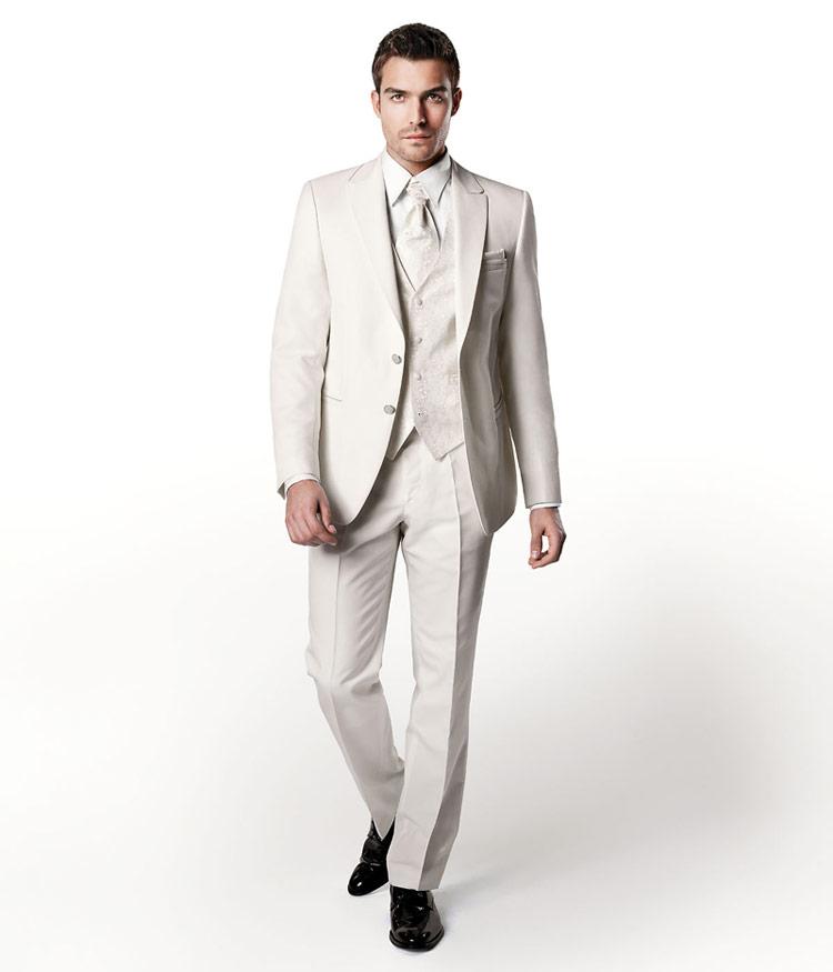 Informal Wedding Suit
