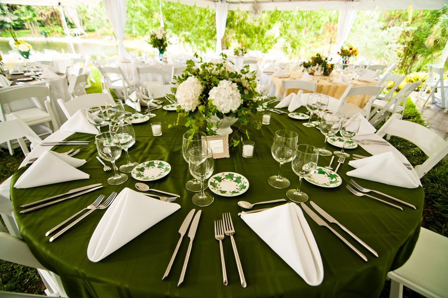 Green Wedding Table Decorations Choice Image   Wedding Decoration Ideas