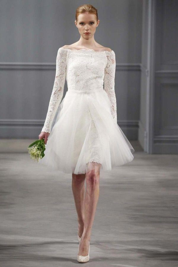 Wedding Dress For Eloping
