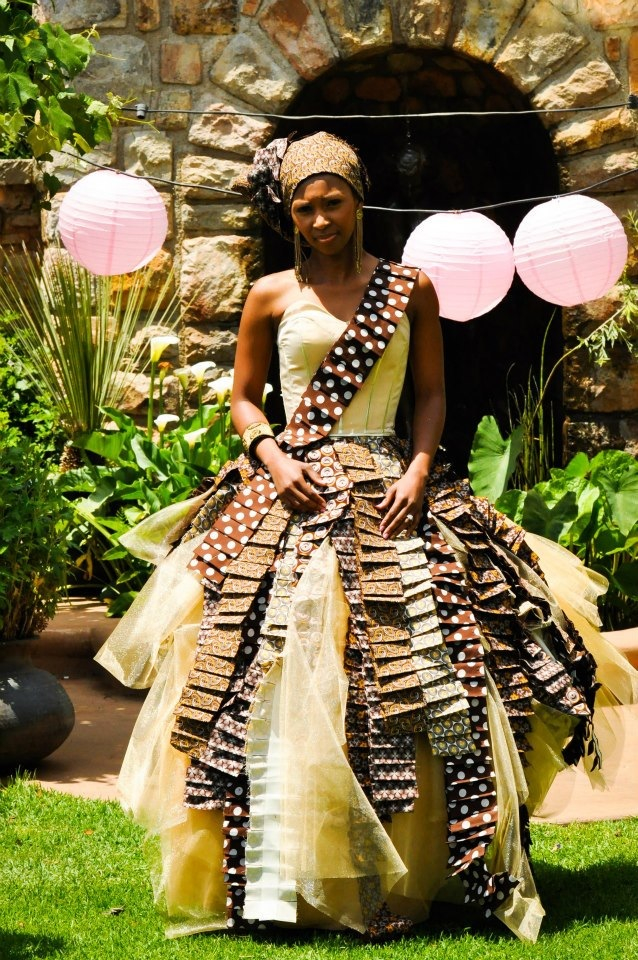 Dresses For Traditional Wedding South Africa