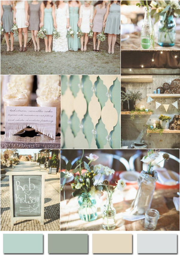 Fabulous Wedding Colors