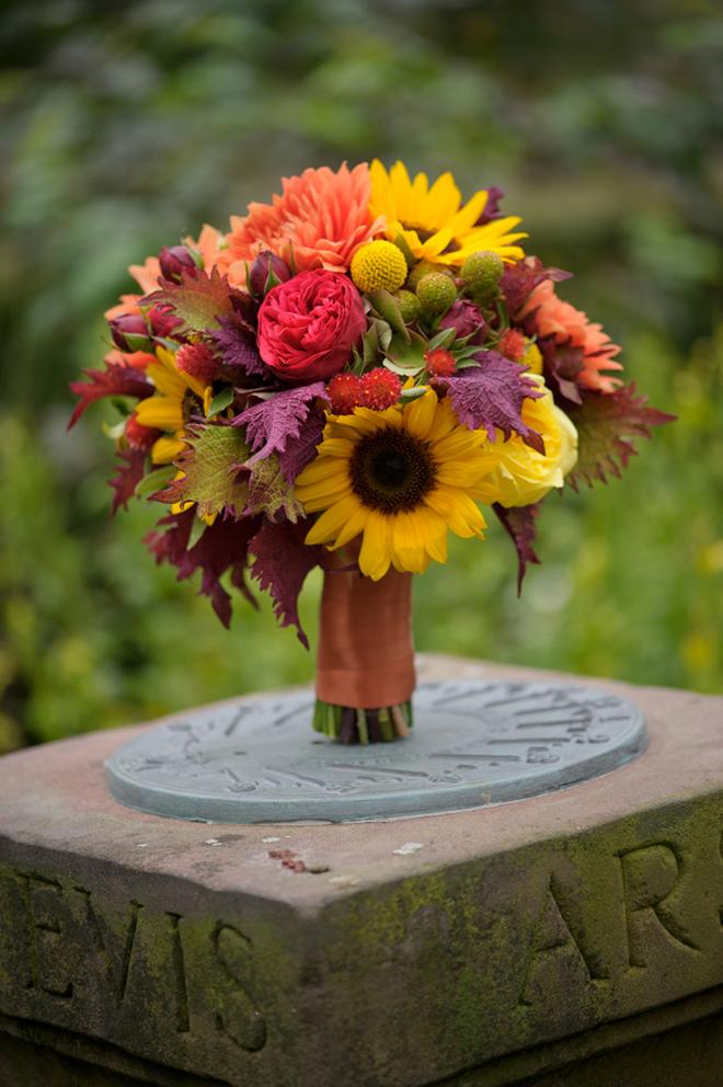 Fall Outdoor Wedding Rustic Elegance Diy Details Flowers