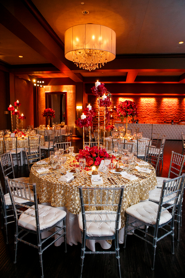 Red and gold wedding glamourous red and gold wedding junglespirit Choice Image
