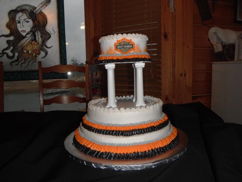 Harley Davidson Wedding: Harley Davidson Wedding Ideas