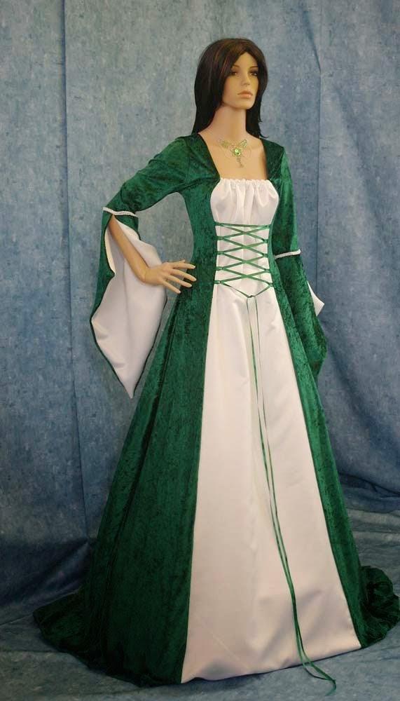 Celtic Inspired Wedding Dresses – Fashion dresses