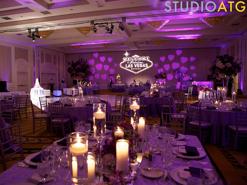 wedding ideas in las vegas casino themed wedding 28217