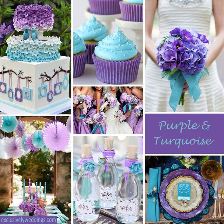 Lavender And Teal Wedding Gallery – Emasscraft.org
