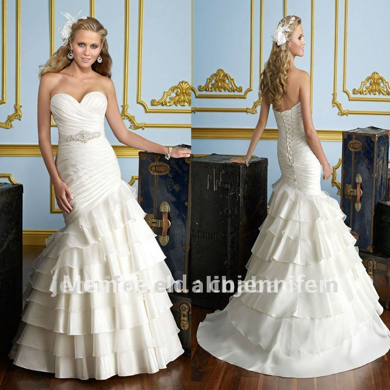 Exotic Wedding Dress
