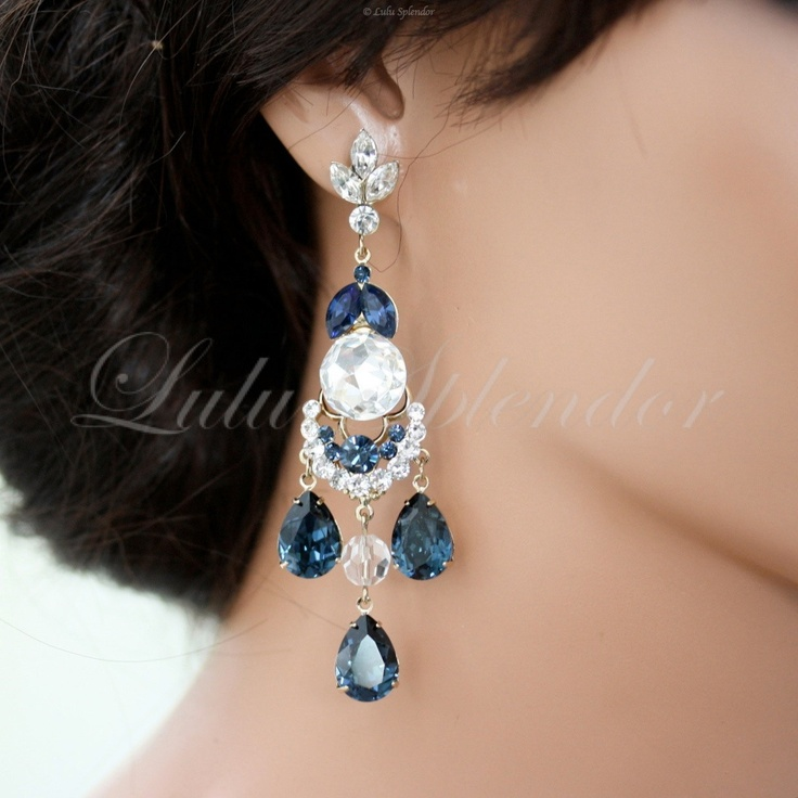 Chandelier Earrings Wedding
