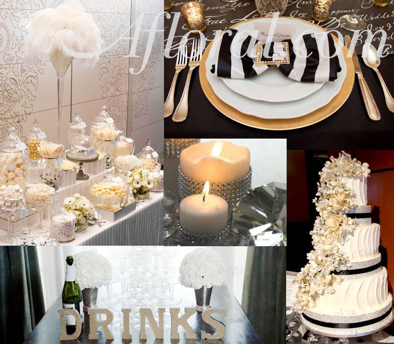 Decor ideas, simple food suggestions, and favors to wow even the biggest party animals. Find fun and festive ideas for a Hollywood-inspired theme party, complete with ideas for invitations, menus, decorations, and favors.