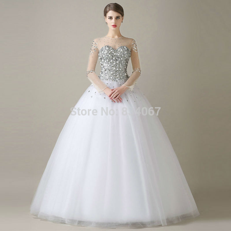 Awesome Wedding Dresses With Sparkle Contemporary - Styles & Ideas ...