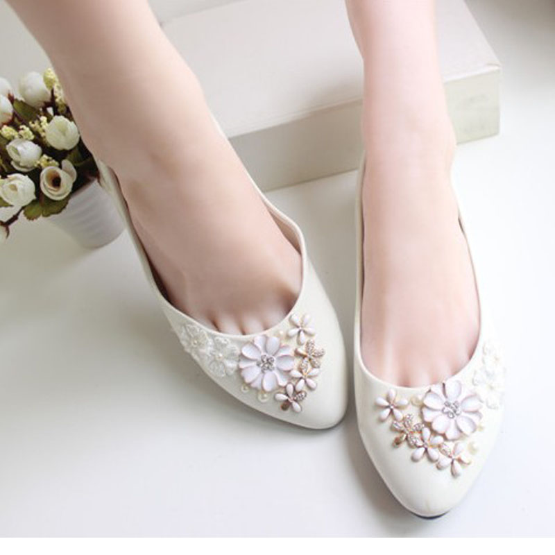 Wedding Ballet Flats. Wedding Ballet Flats Cinderella Shoes Shoes ...