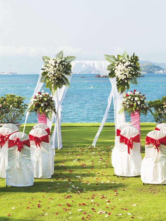 Outdoor wedding altar decorations gallery wedding decoration ideas outdoor altar decorations for weddings gallery wedding decoration junglespirit Image collections