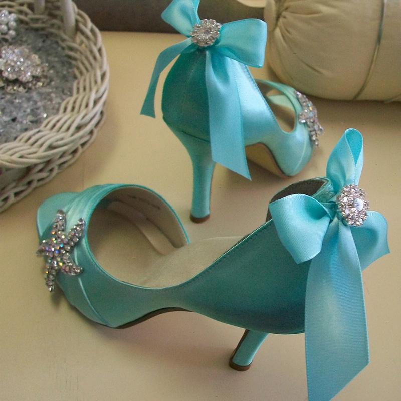 Tiffany Blue Shoes Wedding