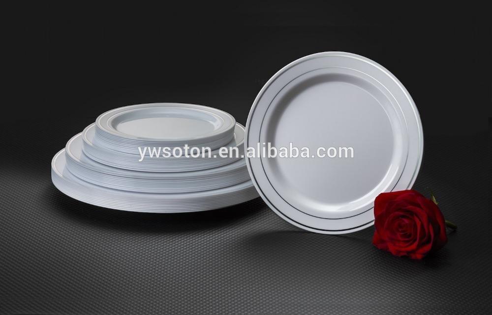 Plastic Wedding Plates & Wonderful Plastic Plates With Lids Gallery - Best Image Engine ...