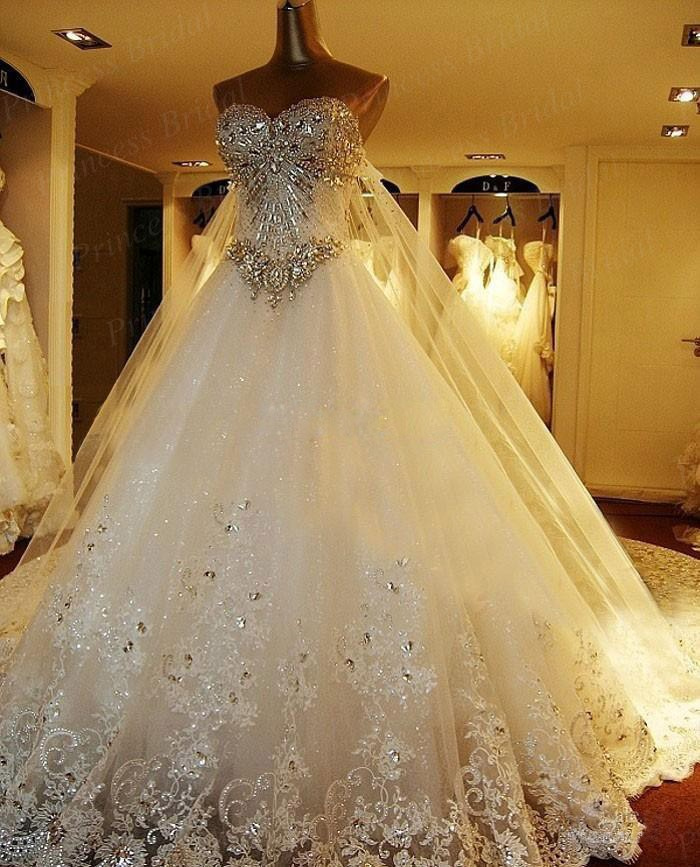Amazing Expensive Ball Gown Wedding Dresses Composition - Wedding ...