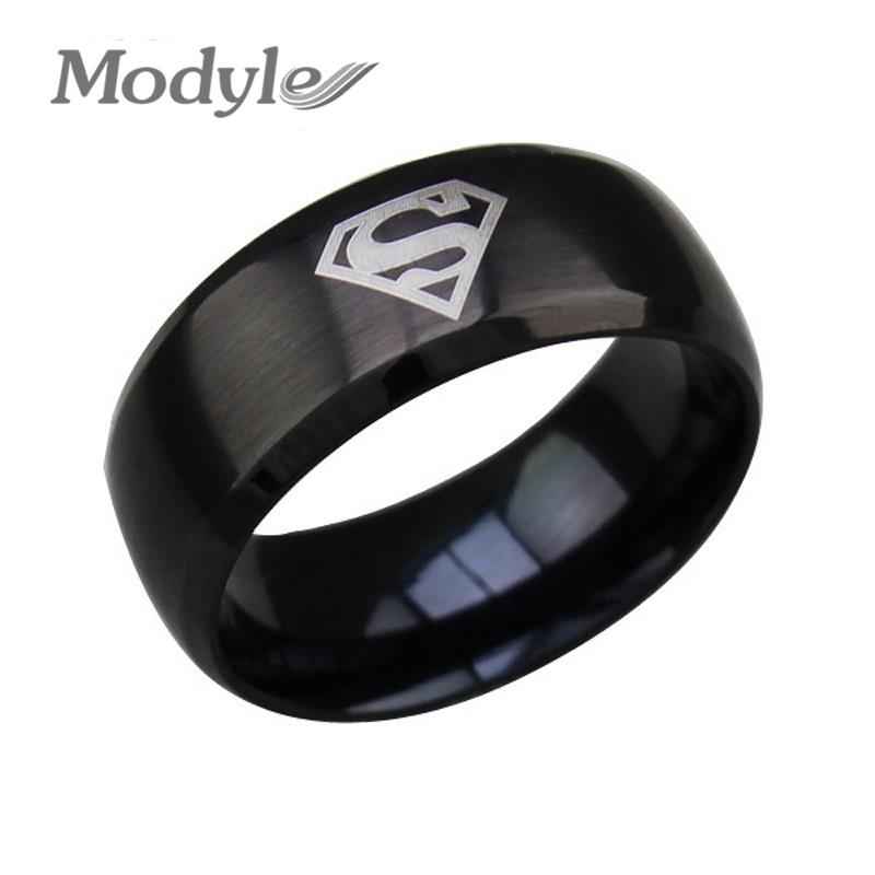 superman wedding ring