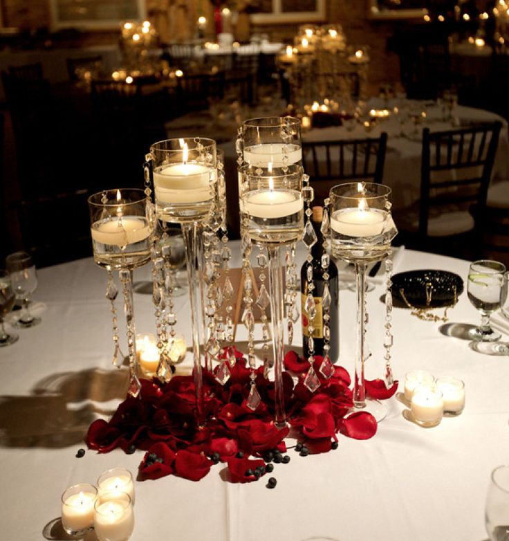 Elegant Wedding Reception Decoration: Simple Elegant Wedding Reception Ideas