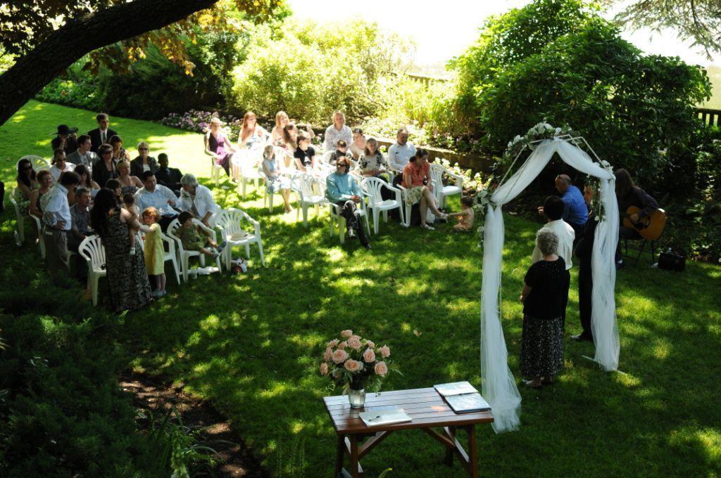 Small Outdoor Wedding Ideas: Outdoor Small Wedding Ideas