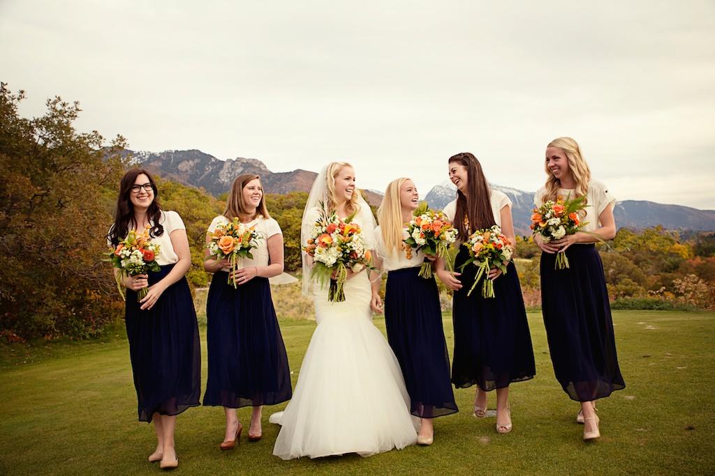 Stacy Skyler S Organic Inspired Fall Wedding Flowers Utah