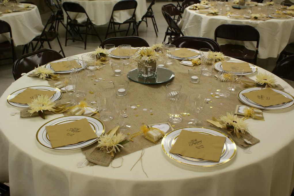... 50th Wedding Anniversary; Wedding Anniversary Table Decorations Gallery Wedding Decoration Ideas ... & Centerpiece For 50th Wedding Anniversary Tables Choice Image ...
