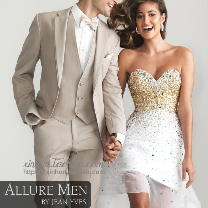Tan Suits For Wedding