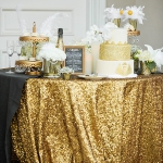 Great Gatsby Themed Wedding