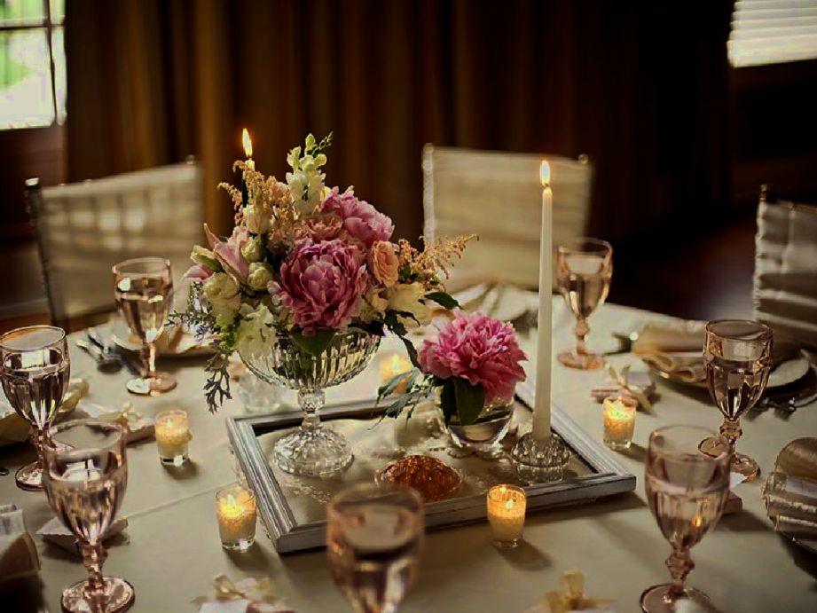 Top 35 summer wedding table d cor ideas to impress your guests decoration d - Deco de table vintage ...
