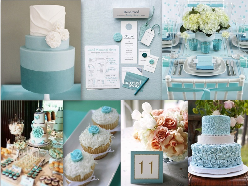wedding ideas turquoise turquoise wedding decoration ideas 27827