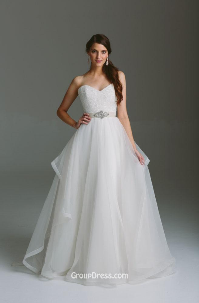 Organza Wedding Gowns