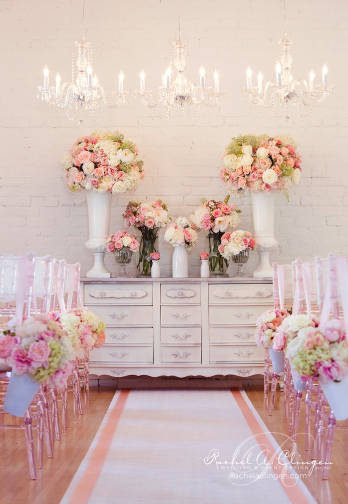 Shabby Chic Wedding Decorations