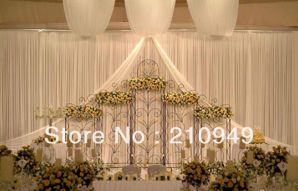 Backdrop decoration for wedding for Backdrop decoration ideas