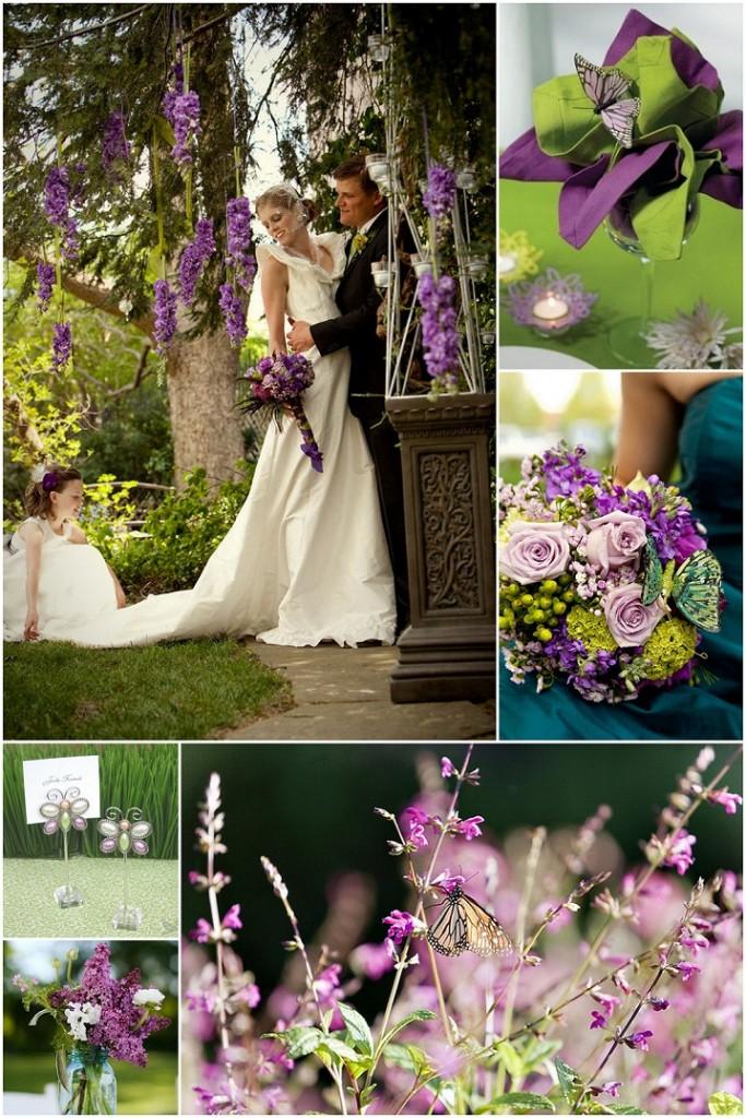 Wedding Color Ideas December 2014