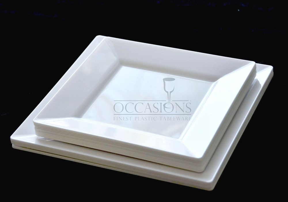 Plastic Wedding Plates & Amusing Nice Plastic Plates For Wedding Gallery - Best Image Engine ...