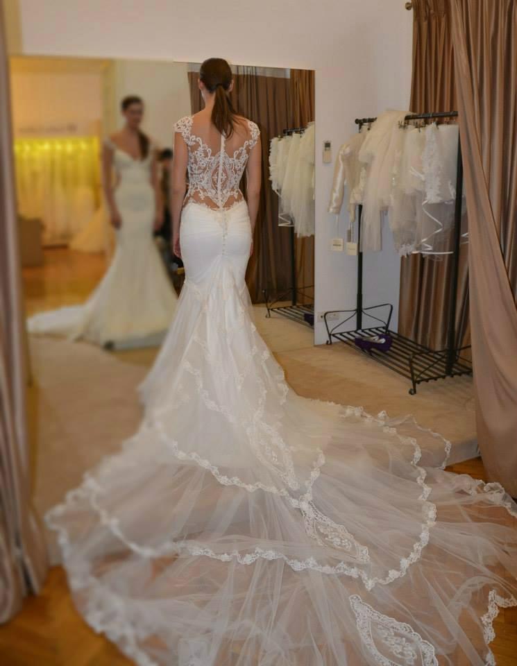 Wedding gowns 2015 wedding dresses 2015 mermaid junglespirit Images
