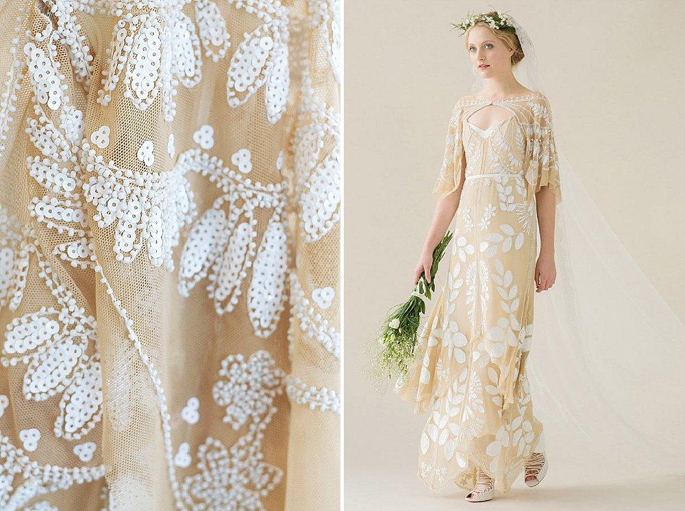Italian Vintage Wedding Dress