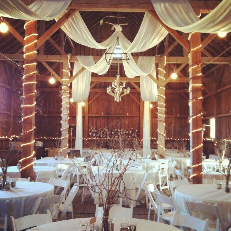 Barn Decorating Ideas Wedding