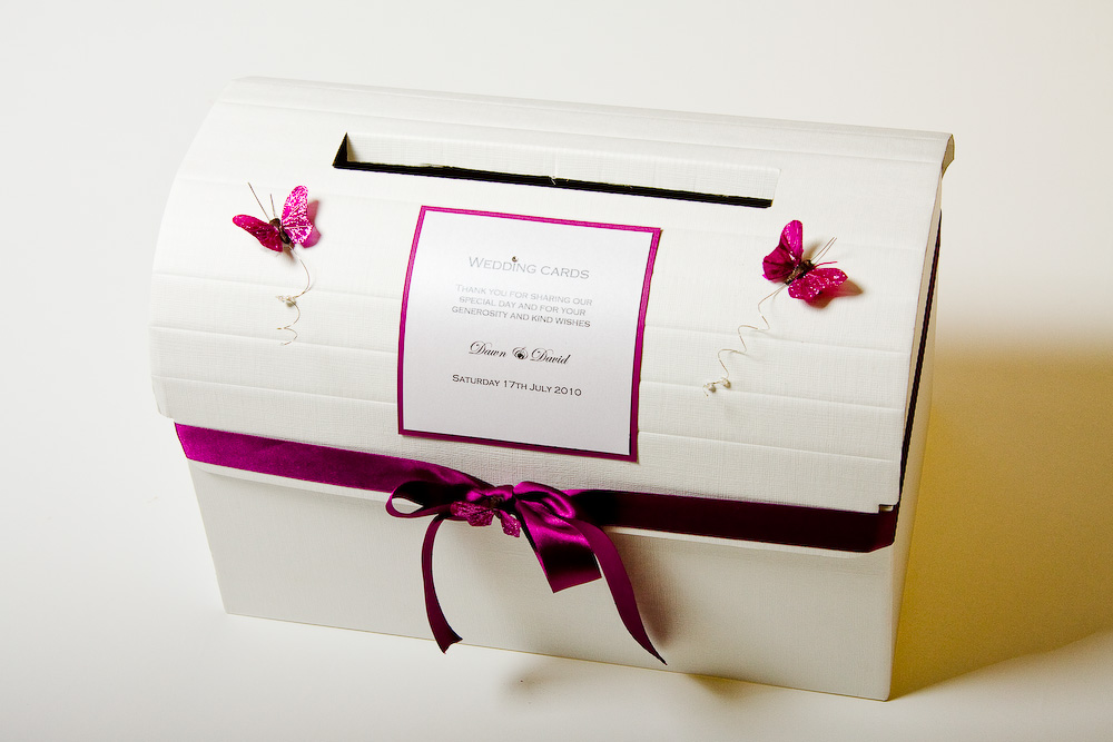 Wedding Gift Card Box Ideas – Card Gift Box Wedding