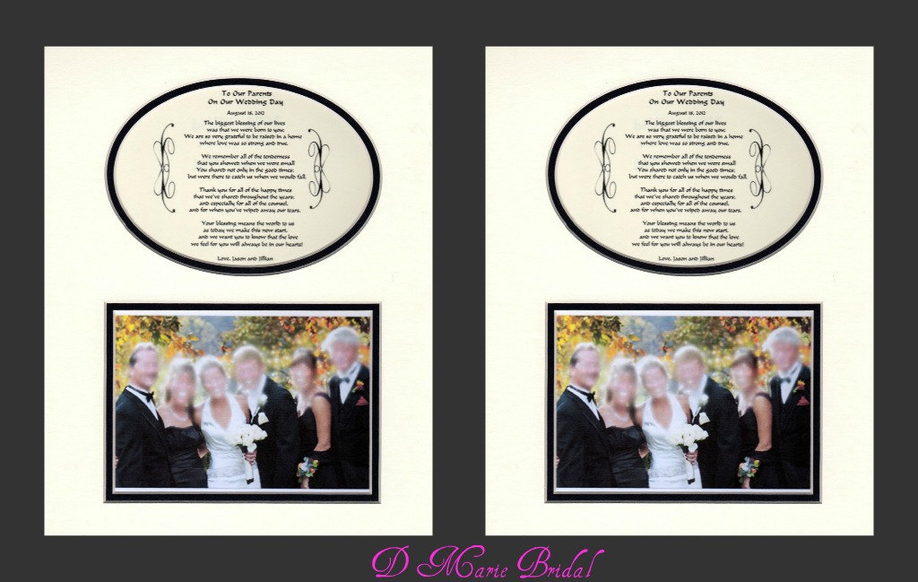 Wedding Gifts For Parents: Parents Gift For Wedding