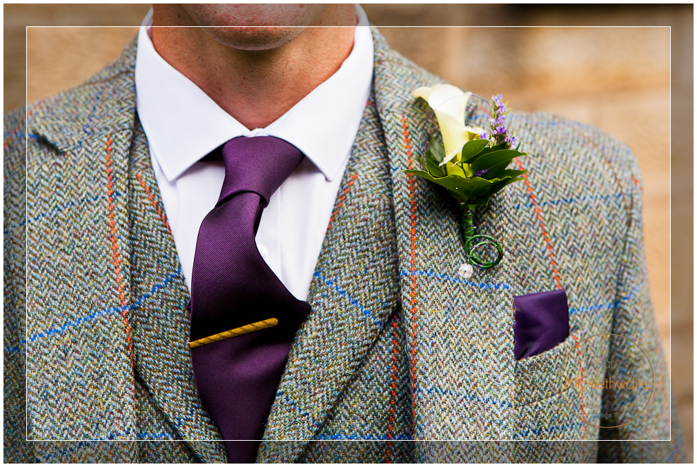 Tweed Wedding Suits For Men