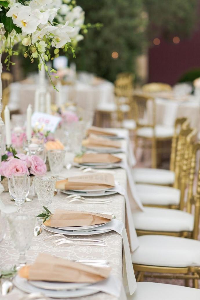 wedding place setting ideas. Black Bedroom Furniture Sets. Home Design Ideas