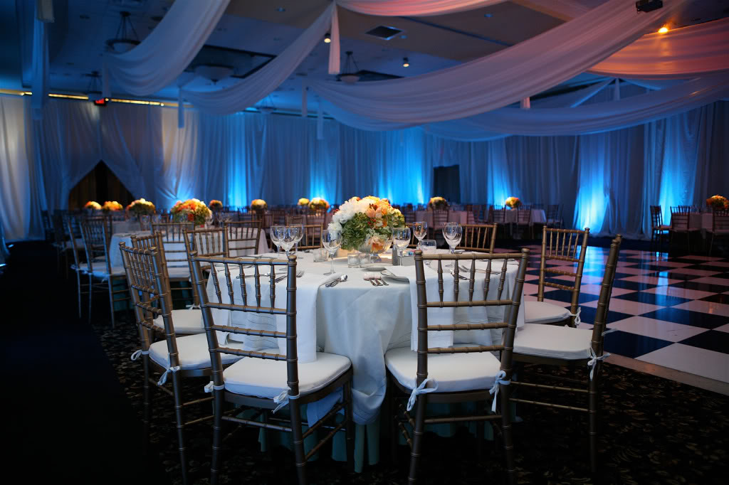 Wedding Reception Hall Decoration Ideas On Decorations With Hall
