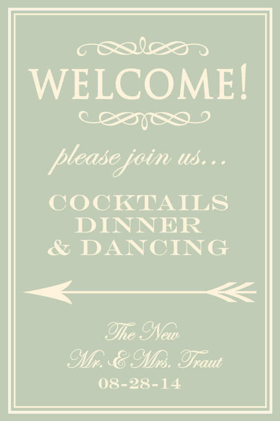 Wedding Sign Poster Boards Picsbud