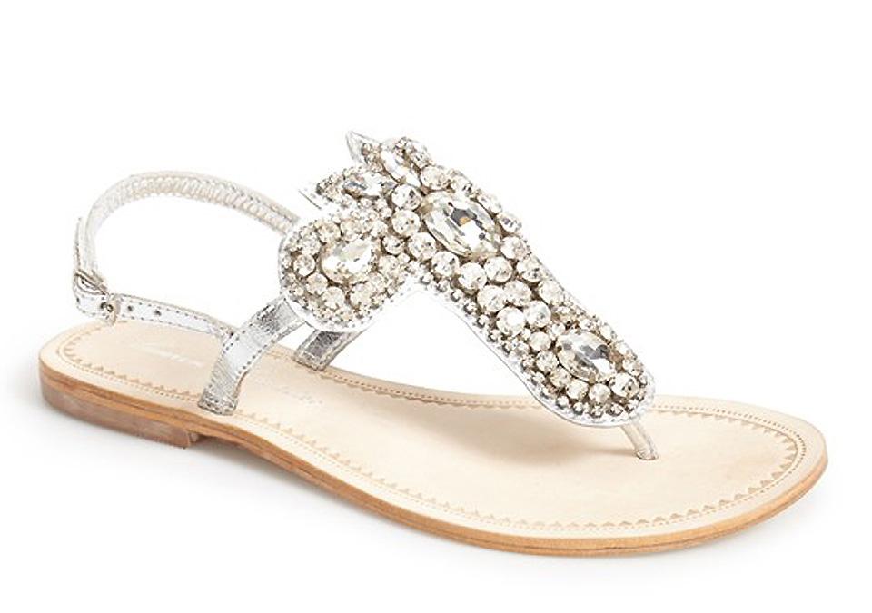 Crystal Sandals Wedding