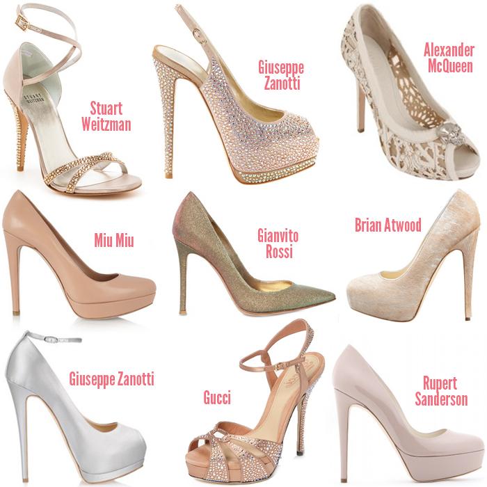 Most Comfortable Wedding Heels